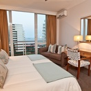 Main Bedroom and View, 506 Lighthouse Mall